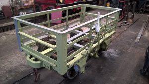 GWR 2 Ton slate waggon