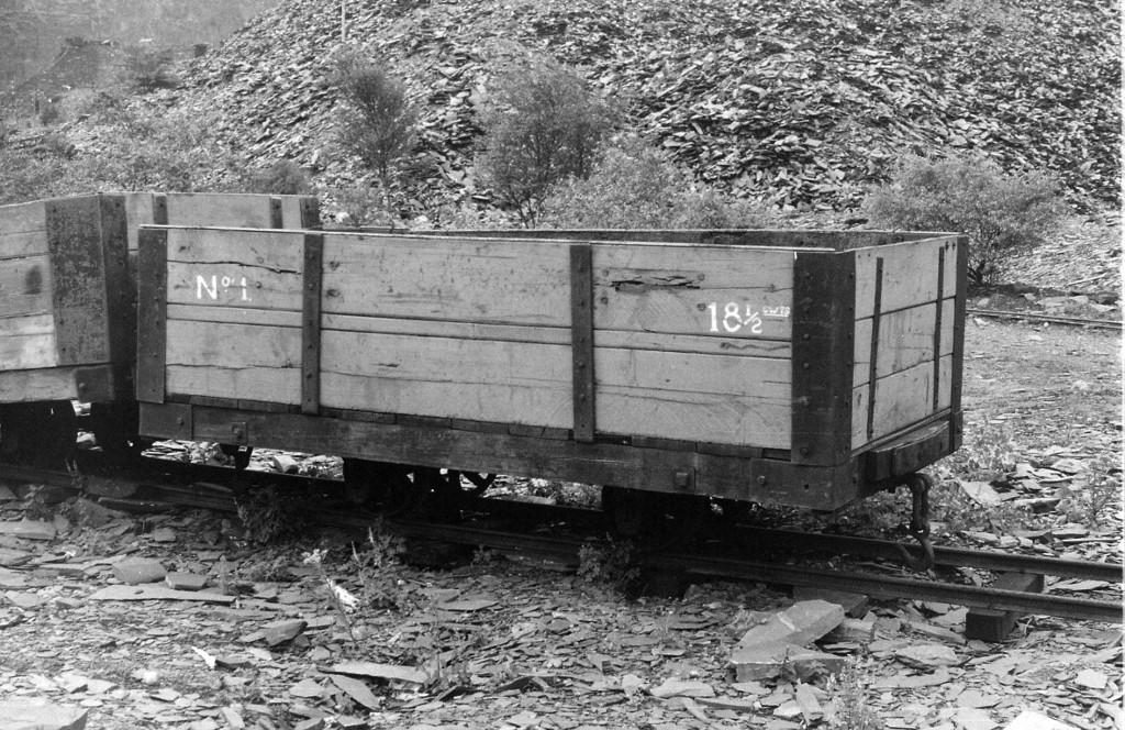 Penrhyn Long Coal Waggon