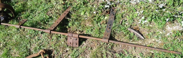 The recovered components of Long waggon No2 (4)