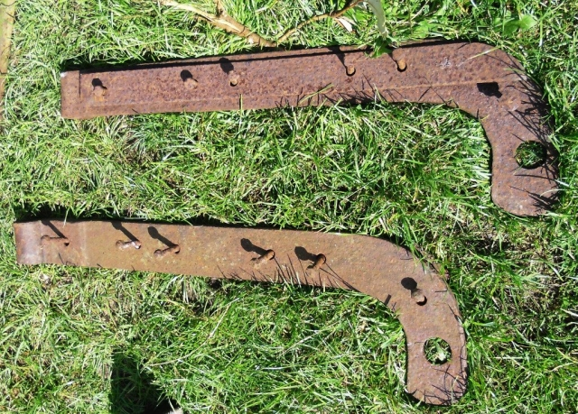 The recovered components of Long waggon No2 (5)