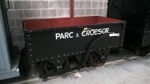 Parc and Croesor Waggon